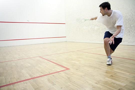 Squash Court widget image V2